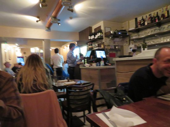 San Marco Ristorante & Pizzeria: Dining Area