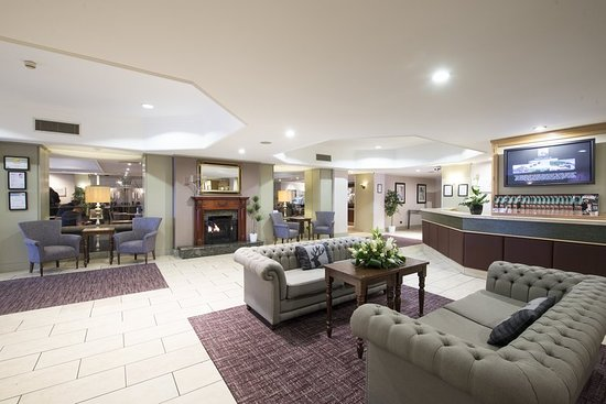 South Normanton, UK: Lobby