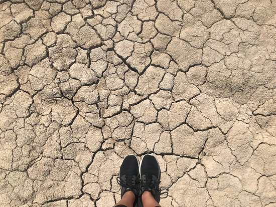 California Overland Desert Excursions: The Dry Lake Bed