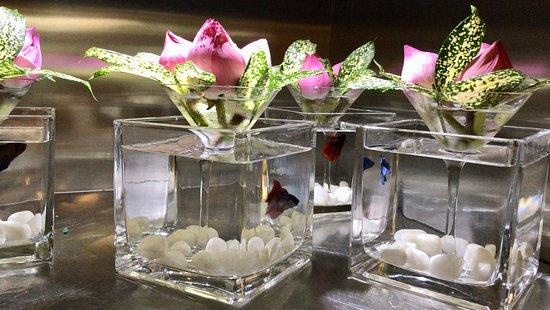 Saigon Princess - Unique Luxurious Dining Cruise : Ready to shine on tables