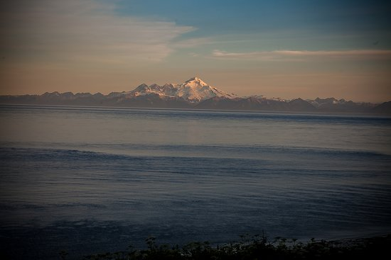 O'Fish'ial Charters of Alaska: The View