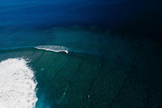 Vunaniu, Fiji: Surf break
