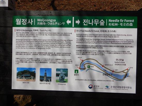Woljeongsa: picture
