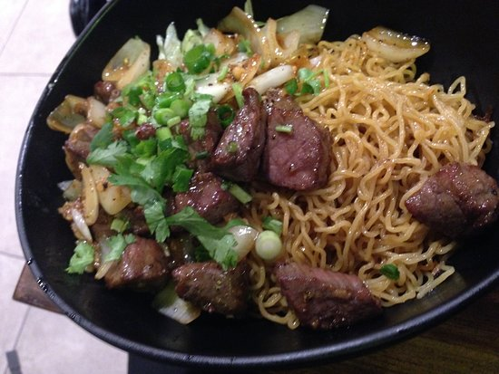 Mr. Nam: Beef with noodles
