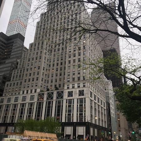 Nueva York, Estado de Nueva York: New York by night 👍💗 👏  Trump Tower, 5 th Avenue