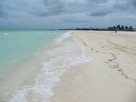 Sol Cayo Guillermo : Beautiful beach