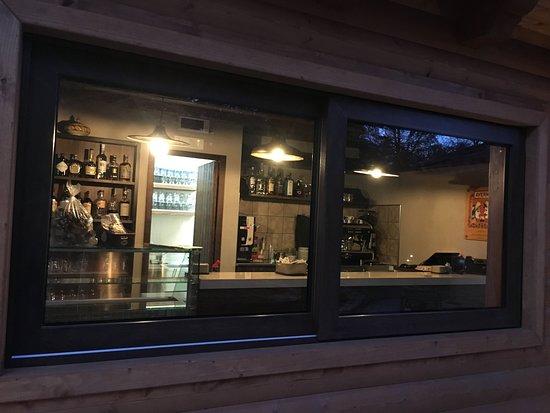 Relais Villa Miraglia: Bar from outside