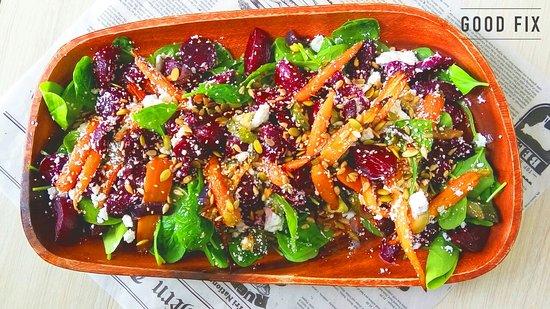Good Fix South: Roast Vegetable Salad