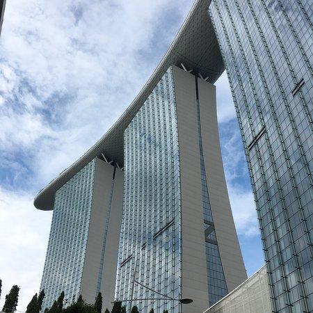 滨海湾金沙酒店照片
