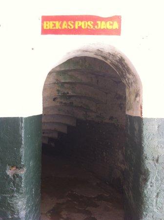 Fort Van der Wijck: Guardhouse