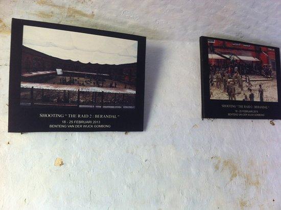 Fort Van der Wijck: Diorama