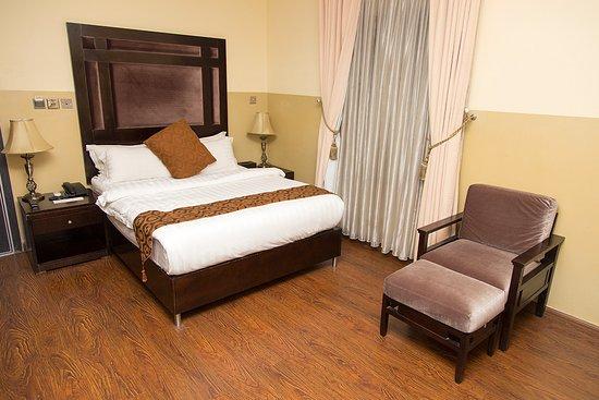 H210: Bed & Sofa
