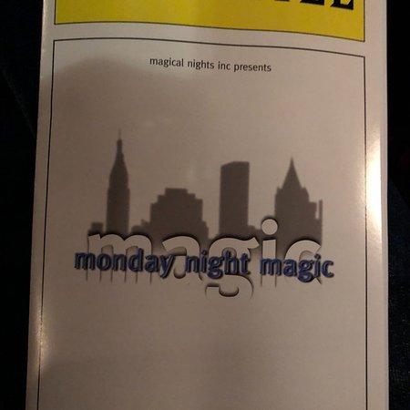 Monday Night Magic Photo
