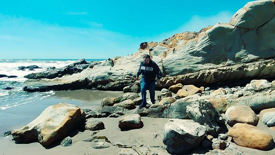 Schooner Gulch State Beach ภาพถ่าย