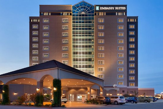 exterior picture of embassy suites by hilton hotel. Black Bedroom Furniture Sets. Home Design Ideas