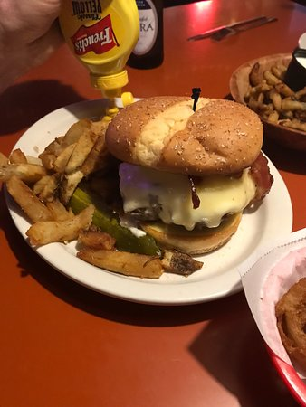 The Thurman Cafe: Thurman special