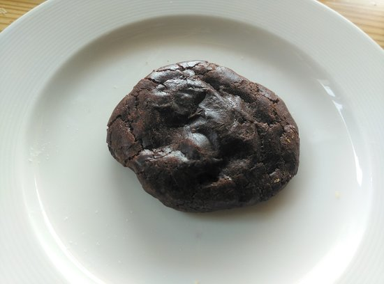 The Old Madras Baking Company: Dark Chocolate Cookie