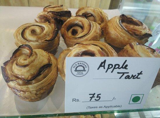 The Old Madras Baking Company: Apple Tart