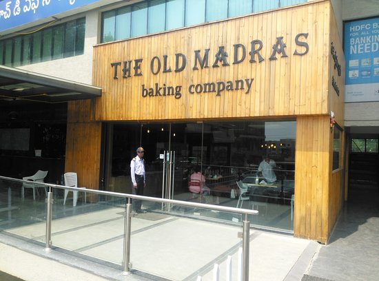 The Old Madras Baking Company: Madras Coffee Small