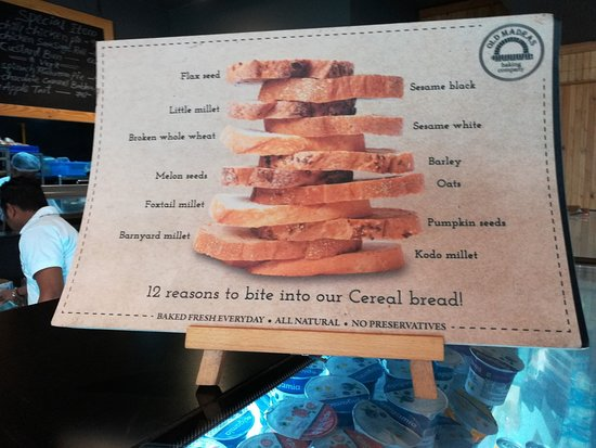 The Old Madras Baking Company: Breads