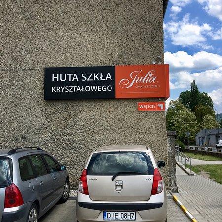 Huta Szkła Kryształowego Julia ภาพถ่าย