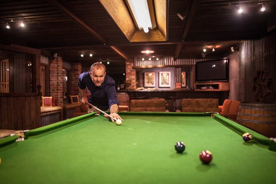 The Mudgee Homestead Guesthouse: Enjoy a game of Billiards