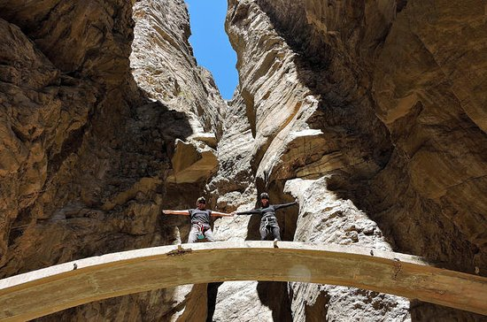 Rapel y aventura en Canon Autisha - Desde Lima: Full-Day Hiking and Rappelling Adventure to Autisha Canyon from Lima, Peru