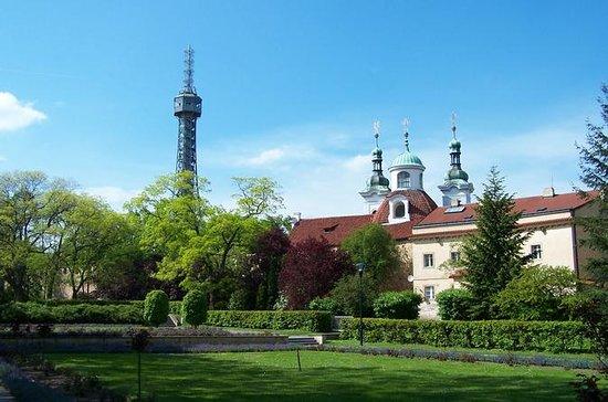 Spaziergang durch die Stadt Prag und...