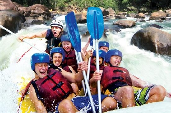 Tully River Full-Day White Water...