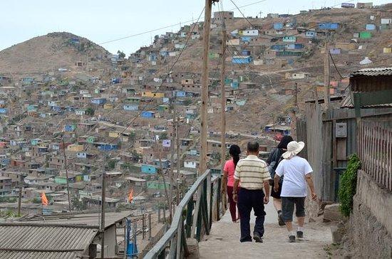 ペルーのリマでの半日の地域社会ツアー