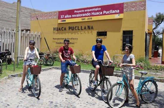 Recorrido urbano en bicicleta en Lima...
