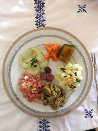 Maison d'Hotes Sahara: Lunch