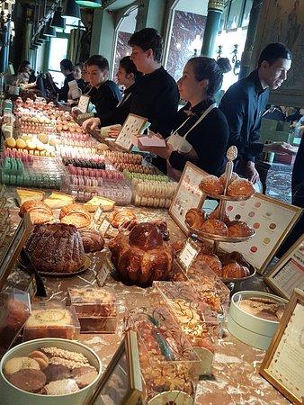 Ladurée : Plenty of choices