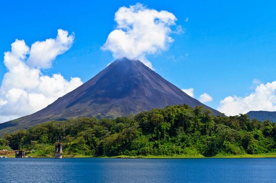 8-Days Costa Rica: Volcano, Tropical...