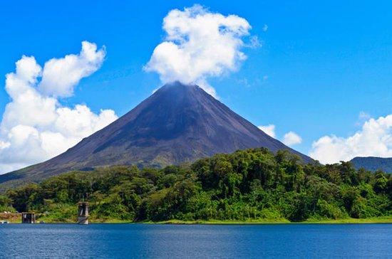 8-Dags Costa Rica: Vulkan, Tropiska ...
