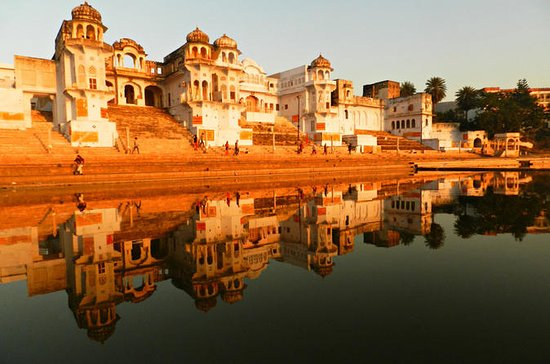 Private 4 Hrs Walking Tour In Pushkar Including Spiritual walk...