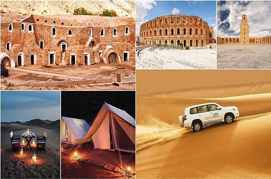 4-Day Tunisia Discovery