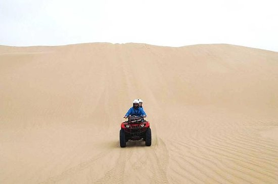 3h off-road ATV quad bike: Thrills in...