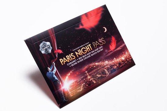 PARIS NIGHT PASS PLATINUM