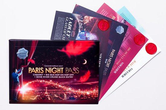 PARIS NIGHT PASS SILVER