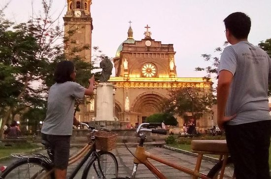 Bambike Ecotours:Intramuros Experience…