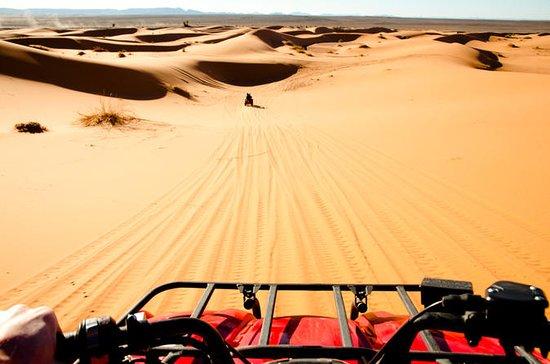 Dunes du Sahara Merzouga, Montagnes...