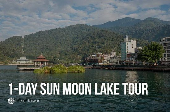 1-Day Sun Moon Lake Private Tour in...