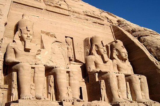 Excursion privée: vol d'Abu Simbel et...