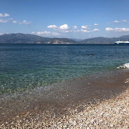 Arvanitia beach Photo