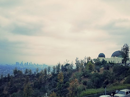 Observatoire Griffith: Observatory overlooking Los Angeles, CA.
