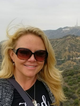 Observatoire Griffith: Hollywood sign!