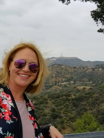 Observatoire Griffith: Gotta get that pic with the famous Hollywood sign!