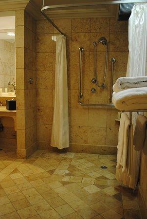 โรงแรมเดอะลังแฮม เมลเบิร์น: Accessible room