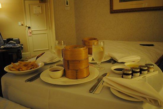 โรงแรมเดอะลังแฮม เมลเบิร์น: Private kitchen